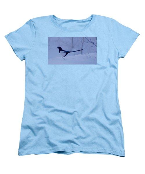 Tom Women's T-Shirt (Standard Cut) by Eric Tressler