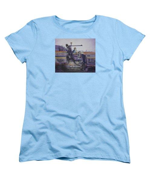 Tomato Harvest Time Women's T-Shirt (Standard Cut)