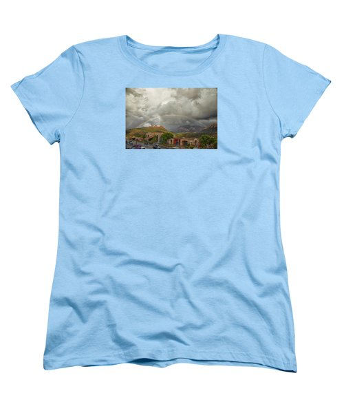 Women's T-Shirt (Standard Cut) featuring the photograph Tour And Explore by Tom Kelly