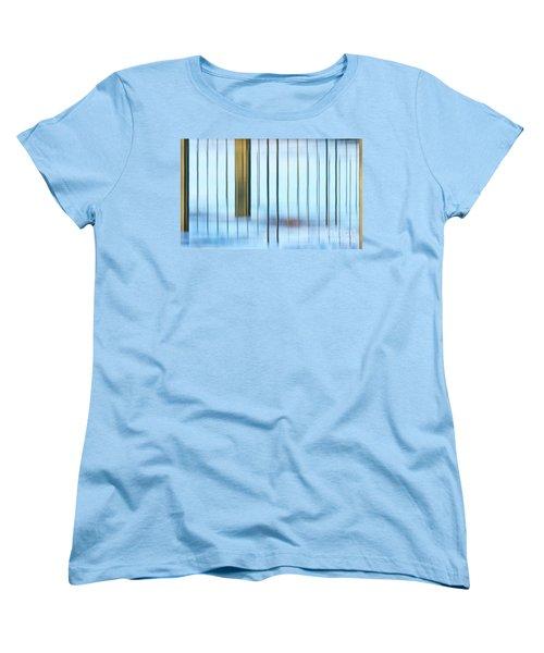 Women's T-Shirt (Standard Cut) featuring the photograph Transcendental... by Nina Stavlund