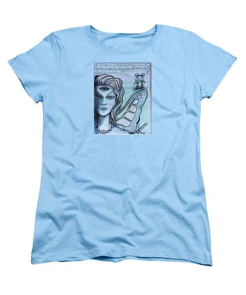 Transformation Women's T-Shirt (Standard Cut)