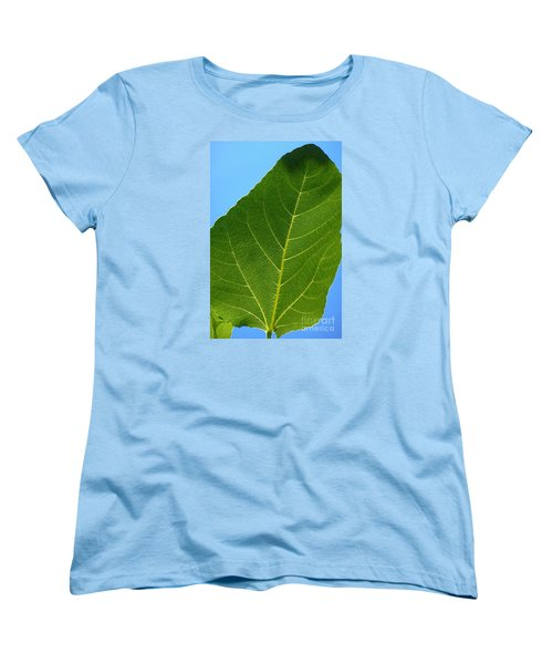 Transparence 18 Women's T-Shirt (Standard Cut) by Jean Bernard Roussilhe