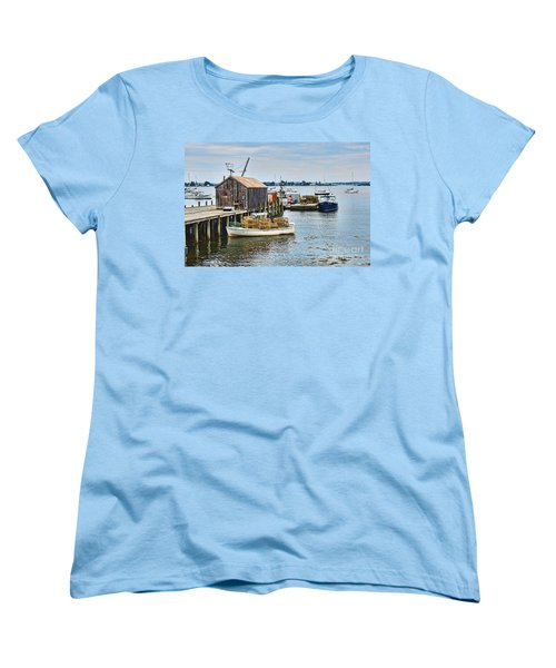 Trapped Women's T-Shirt (Standard Cut) by Patrick Fennell