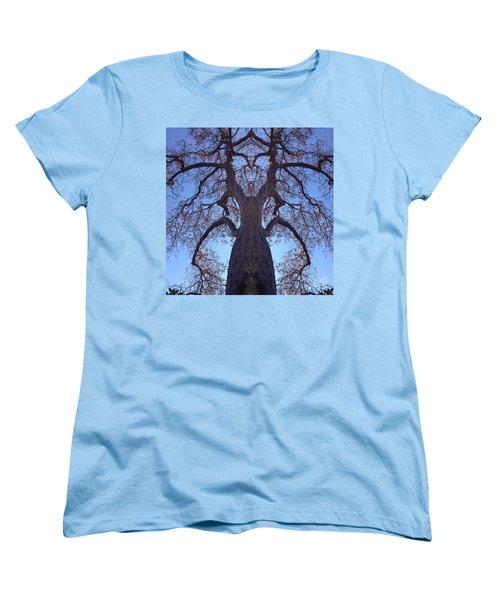 Tree Creature Women's T-Shirt (Standard Cut)