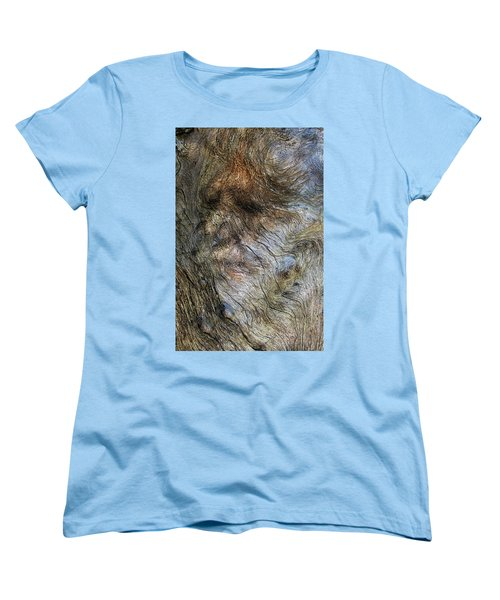 Women's T-Shirt (Standard Cut) featuring the photograph Tree Memories # 41 by Ed Hall