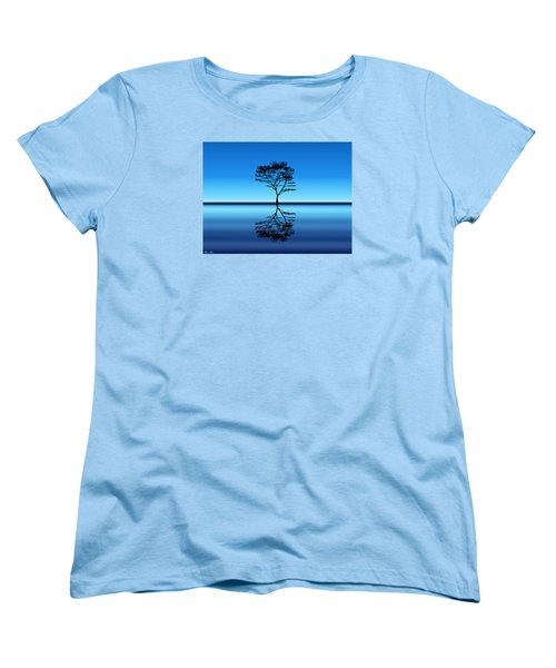 Women's T-Shirt (Standard Cut) featuring the photograph Tree Of Life by Bernd Hau