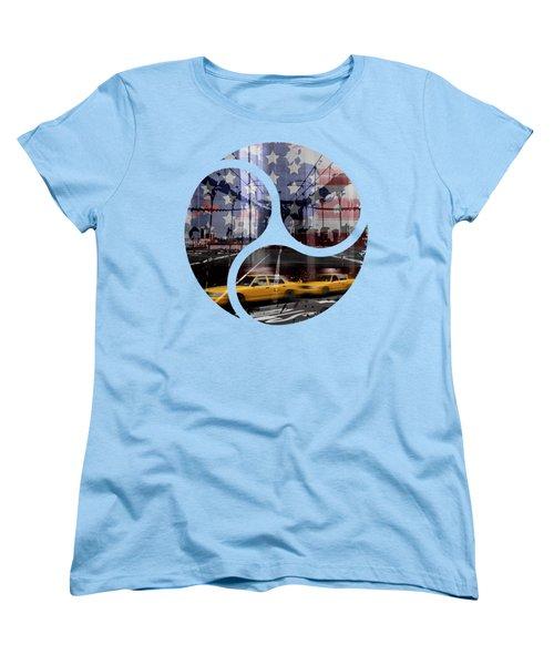 Trendy Design Nyc Composing Women's T-Shirt (Standard Cut)