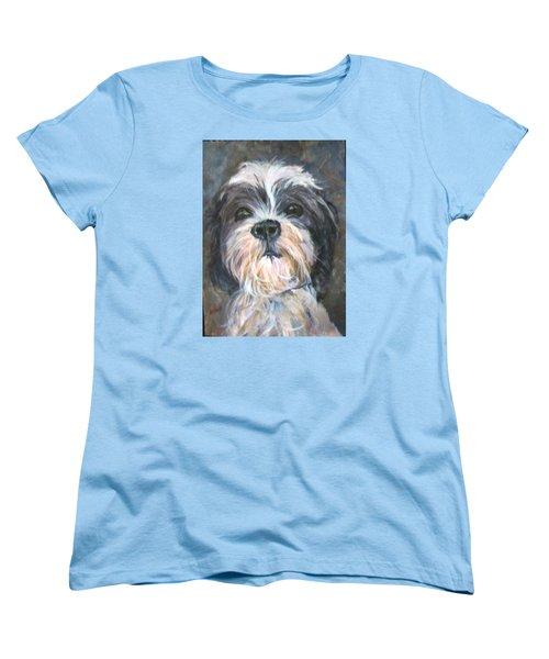 Trixie Women's T-Shirt (Standard Cut) by Barbara O'Toole