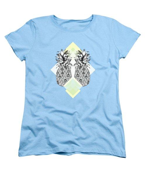 Tropical Women's T-Shirt (Standard Cut)
