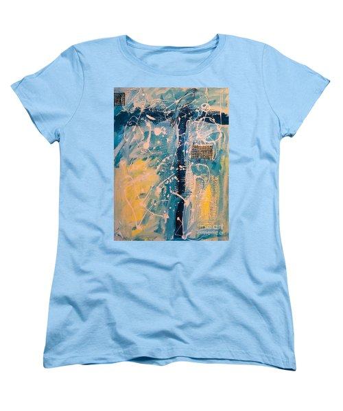 Tropicana Bird 03 Women's T-Shirt (Standard Cut) by Gallery Messina