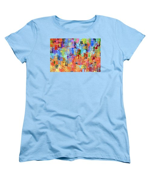 True Colours Women's T-Shirt (Standard Cut)