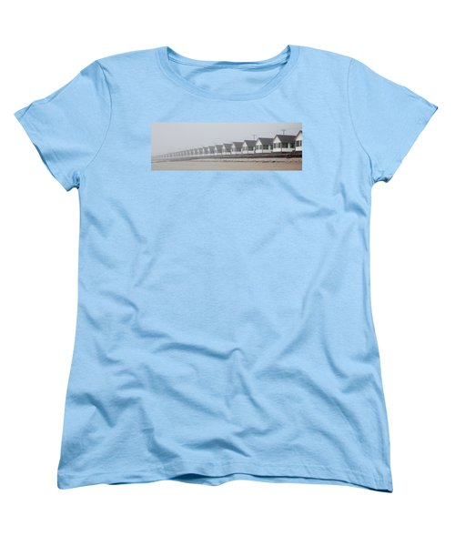 Truro Fog Imagination Women's T-Shirt (Standard Cut) by Charles Harden