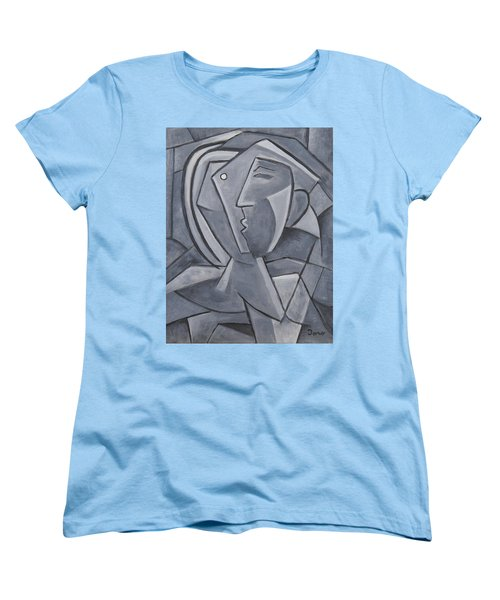 Tu Y Yo Women's T-Shirt (Standard Cut) by Trish Toro