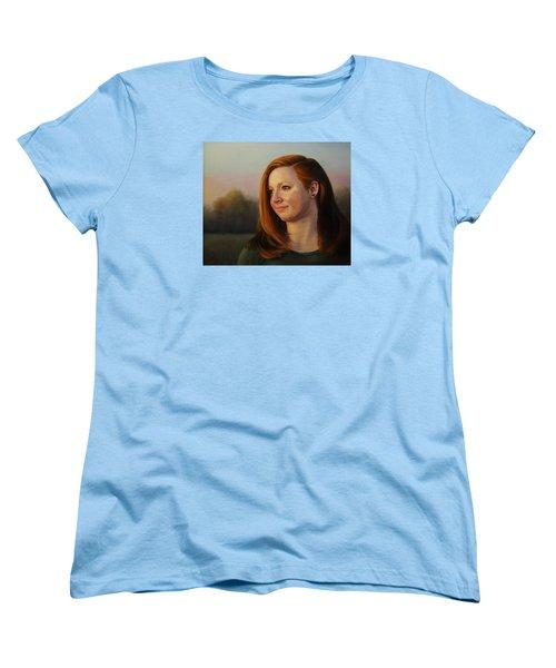 Twilight's Approach Women's T-Shirt (Standard Cut)