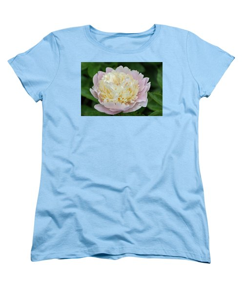 Women's T-Shirt (Standard Cut) featuring the photograph Two-toned by Sandy Keeton