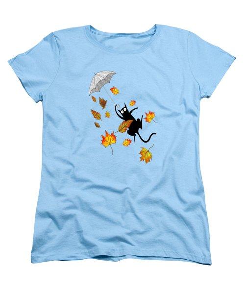 Umbrella Women's T-Shirt (Standard Fit)