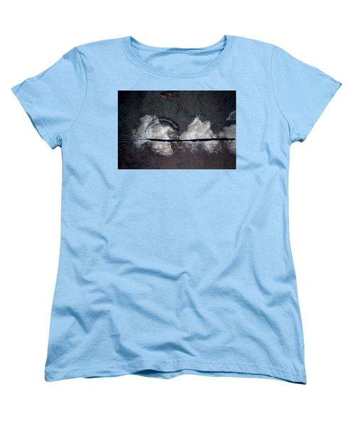 Unbound  Women's T-Shirt (Standard Cut) by Mark Ross