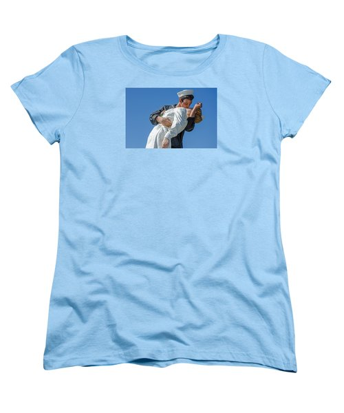 Unconditional Surrender 2 Women's T-Shirt (Standard Cut) by Susan  McMenamin