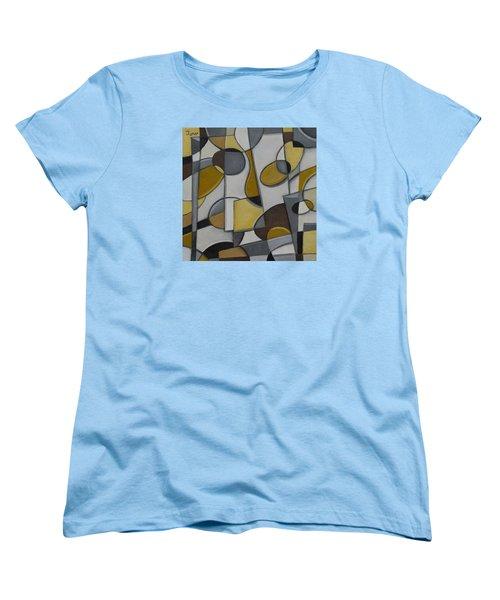 Under The Radar Women's T-Shirt (Standard Cut) by Trish Toro
