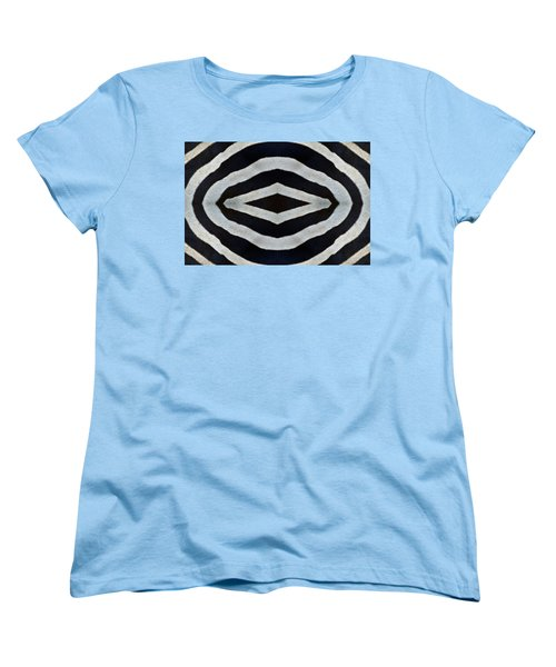 Women's T-Shirt (Standard Cut) featuring the photograph Untamed by Tony Beck