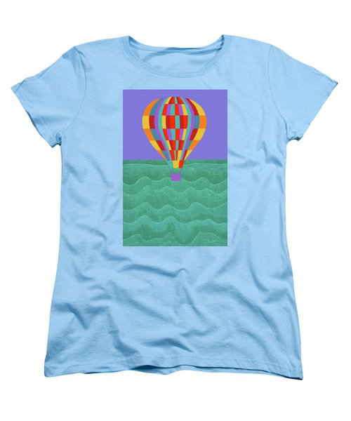 Up Up And Away Women's T-Shirt (Standard Fit)