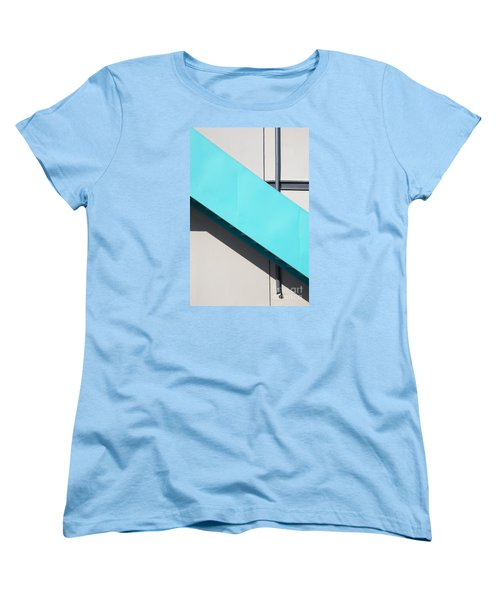 Urban Abstract 1 Women's T-Shirt (Standard Cut) by Elena Nosyreva