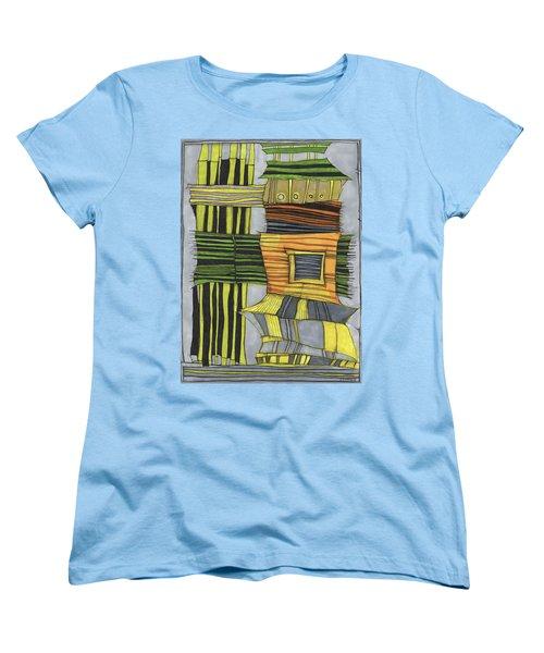 Urban Delight Women's T-Shirt (Standard Cut) by Sandra Church