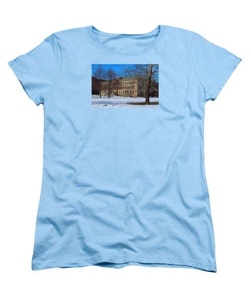 Us Court House And Custom House Women's T-Shirt (Standard Cut) by Michiale Schneider