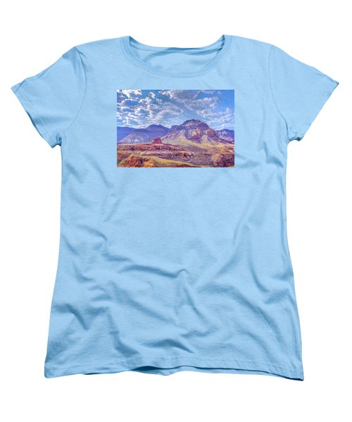 Utah Revisited Women's T-Shirt (Standard Cut) by Mark Dunton