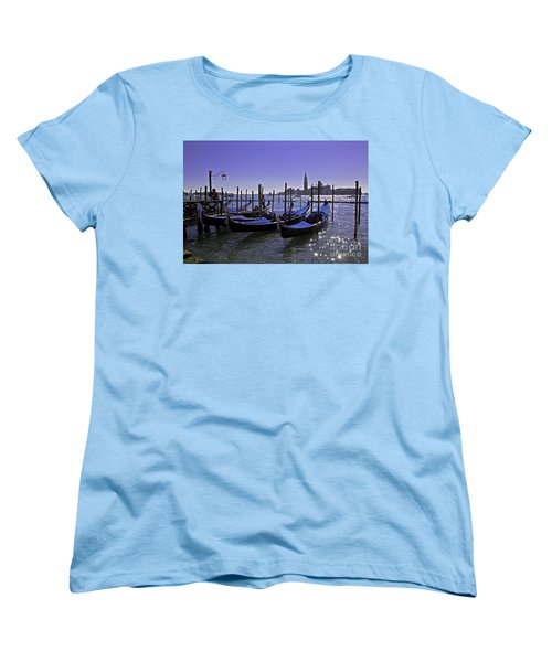 Venice Is A Magical Place Women's T-Shirt (Standard Cut) by Madeline Ellis