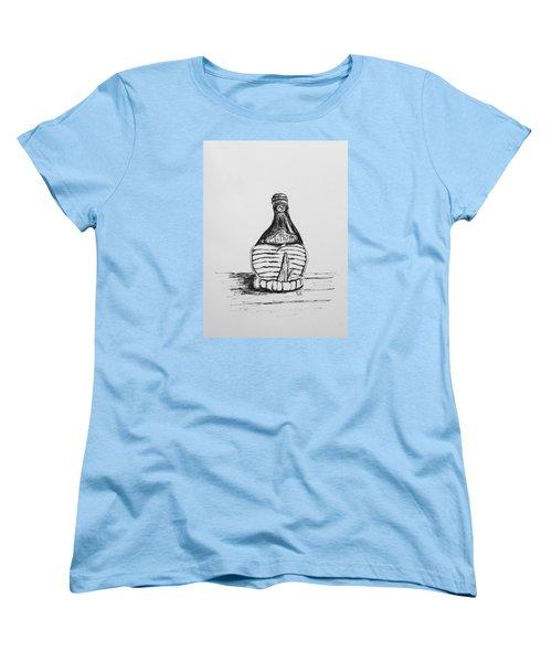 Vintage Chianti Women's T-Shirt (Standard Cut) by Victoria Lakes