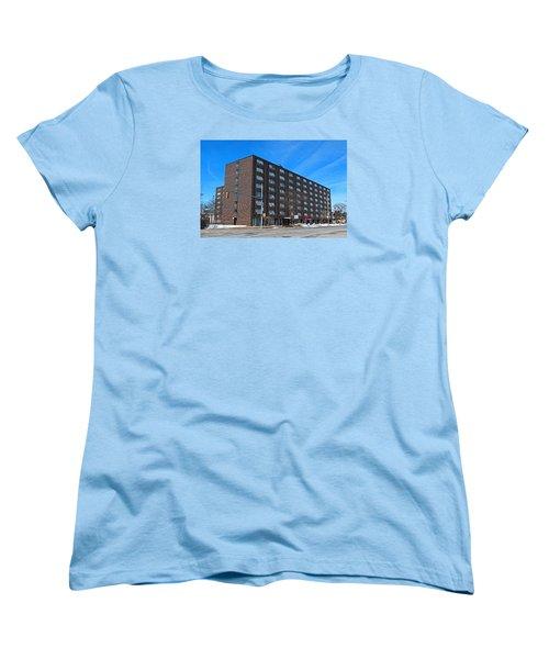 Vistula Manor Women's T-Shirt (Standard Cut) by Michiale Schneider
