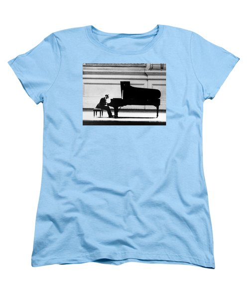 Vladimir Horowitz Women's T-Shirt (Standard Cut) by Granger