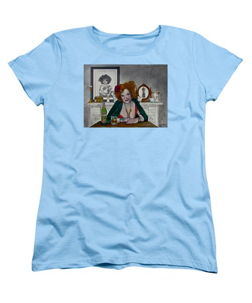 Waiting For Mr. Goodbar Women's T-Shirt (Standard Cut) by TP Dunn