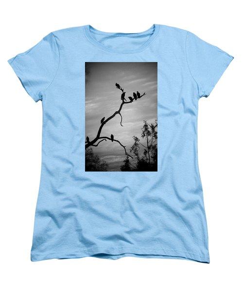 Waiting Women's T-Shirt (Standard Cut) by Robert Meanor