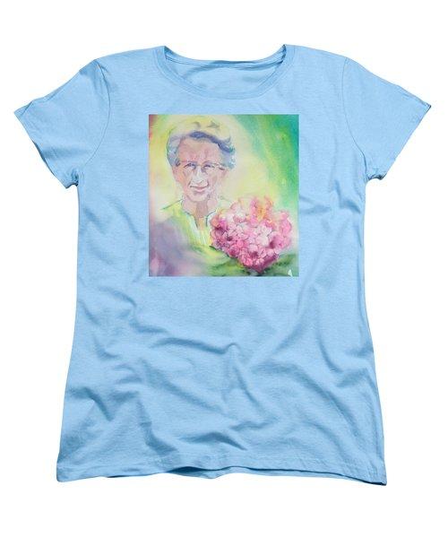 Waiting To Be Called Home, Circa 1978 Women's T-Shirt (Standard Cut) by Tara Moorman