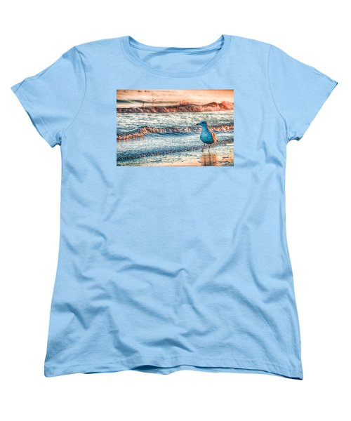 Walking On Sunshine Women's T-Shirt (Standard Cut)