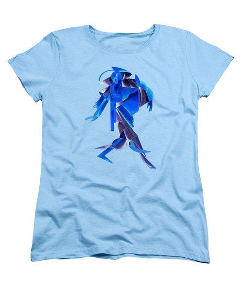 Walking On Water Women's T-Shirt (Standard Cut)