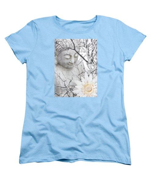 Warm Winter's Moment Women's T-Shirt (Standard Cut) by Christopher Beikmann