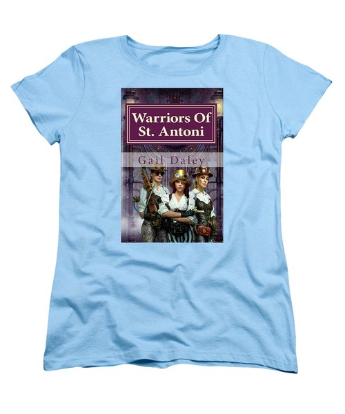 Warriors Of St. Antoni Women's T-Shirt (Standard Cut)