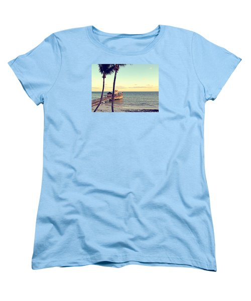 Water Oasis Women's T-Shirt (Standard Cut) by JAMART Photography
