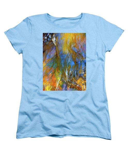 Water Wonder 164 Women's T-Shirt (Standard Cut) by George Ramos