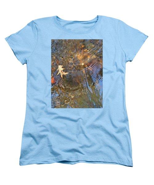 Water World 218 Women's T-Shirt (Standard Cut) by George Ramos
