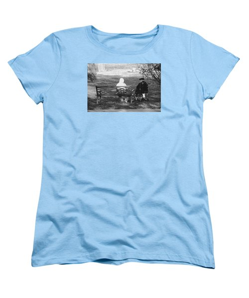 We Are Young Women's T-Shirt (Standard Cut) by Jose Rojas
