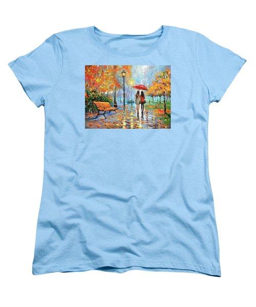 We Met In Park          Women's T-Shirt (Standard Cut)