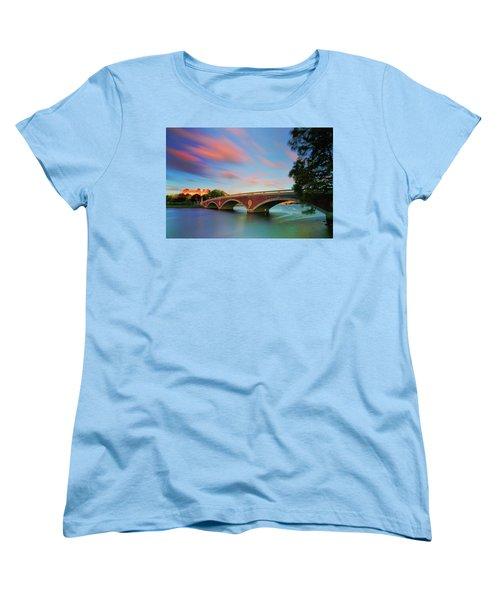 Weeks' Bridge Women's T-Shirt (Standard Cut)