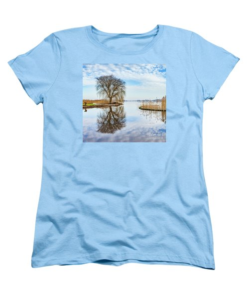 Weeping-willow-1 Women's T-Shirt (Standard Cut)