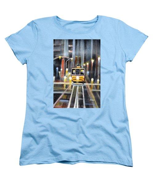 Wet Tram California Women's T-Shirt (Standard Cut)
