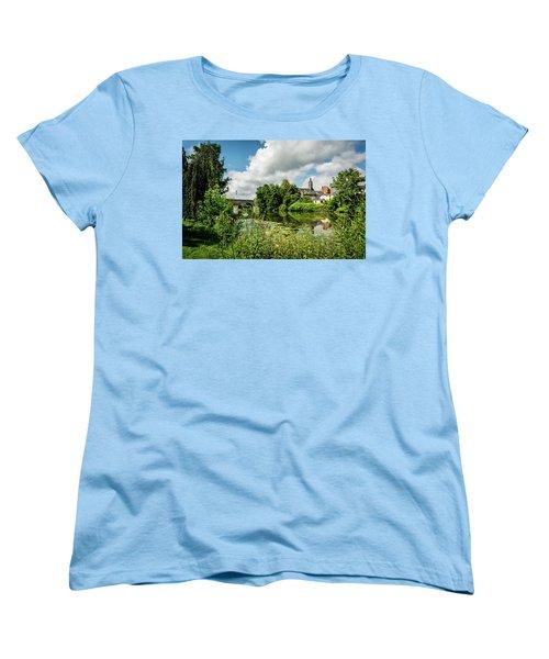 Women's T-Shirt (Standard Cut) featuring the photograph Wetzlar Germany by David Morefield