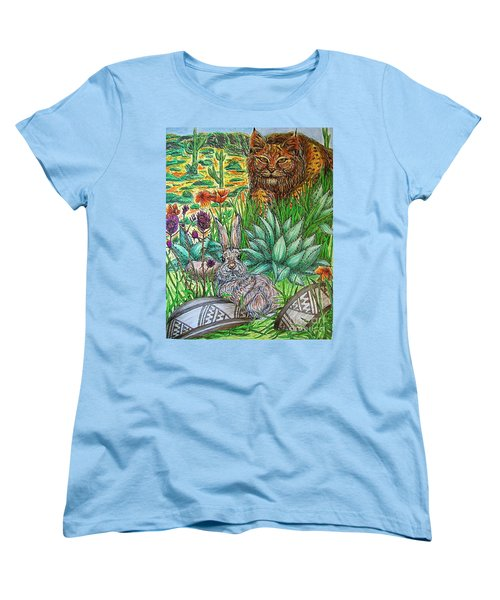 What's That...? Women's T-Shirt (Standard Cut) by Kim Jones